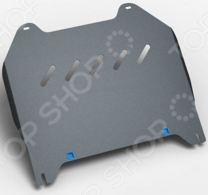 Комплект: защита КПП и крепеж Novline-Autofamily Nissan Patrol, Infiniti QX56 2010: 5,6 бензин АКПП