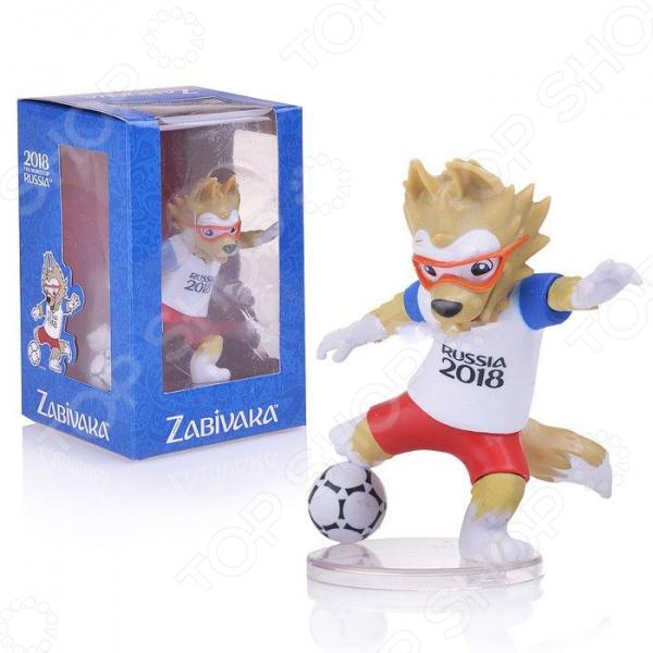 Фигурка декоративная FIFA 2018 Zabivaka Kicking fifa 2014 как игрока