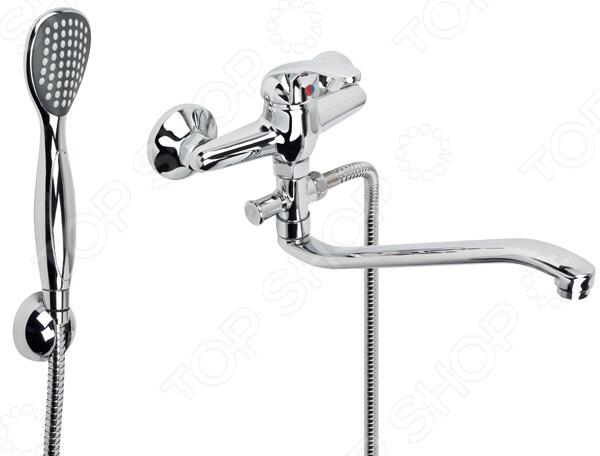 Смеситель для ванны и умывальника Argo Echo argo смеситель для ванны echo d 35