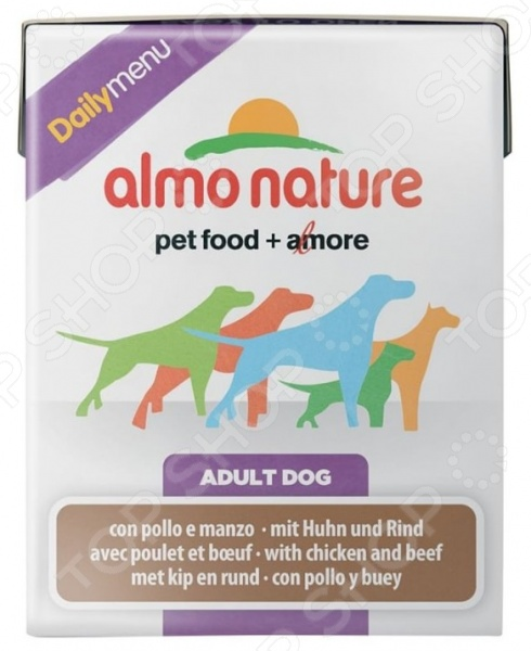 almo nature DailyMenu Adult with Chicken and Beef 54265