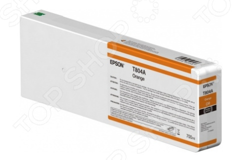 Картридж Epson T804A