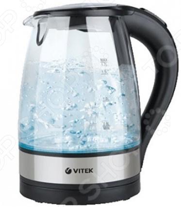 Чайник Vitek VT-7008 электрический чайник vitek vt 1122 tr