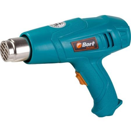 Купить Фен промышленный Bort BHG-2000X