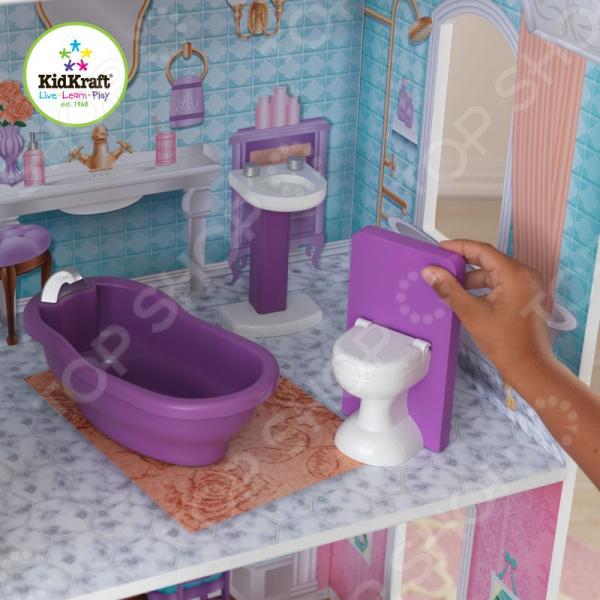 Кукольный дом с аксессуарами KidKraft «Загородная усадьба» 3