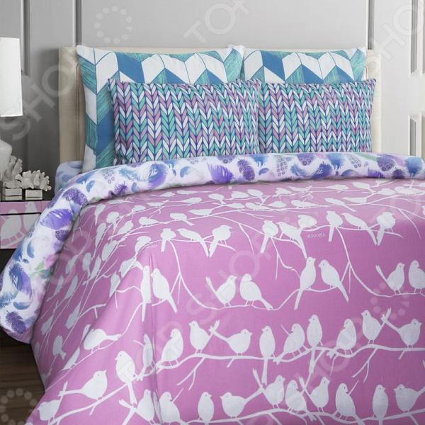 Комплект постельного белья Mona Liza Birds одежда для сна