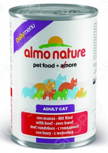 almo nature DailyMenu Adult with Beef 39536
