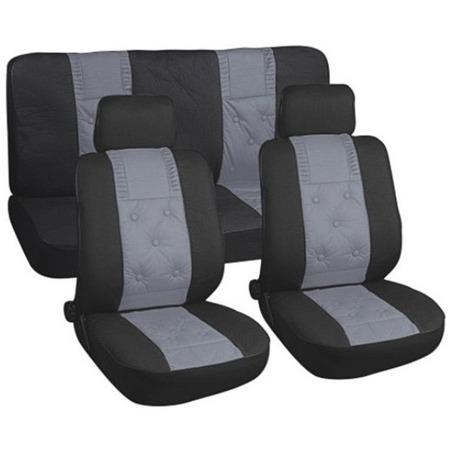 Купить Комплект чехлов на сиденья автомобиля SKYWAY Prestige-7
