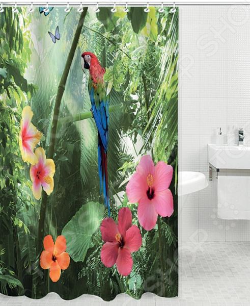 Штора для ванной комнаты Rosenberg RPE-730021