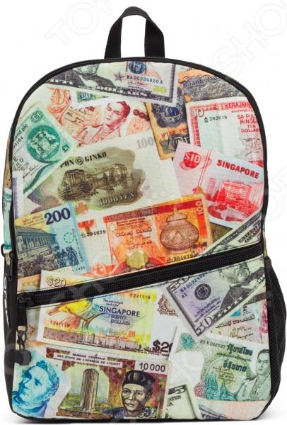 Рюкзак детский Mojo Pax Paper Money