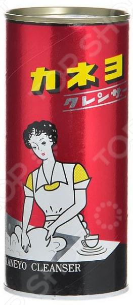 Порошок чистящий универсальный FUNS Red Cleanser средства для уборки funs спрей чистящий для дома на основе пищевой соды funs 400 мл