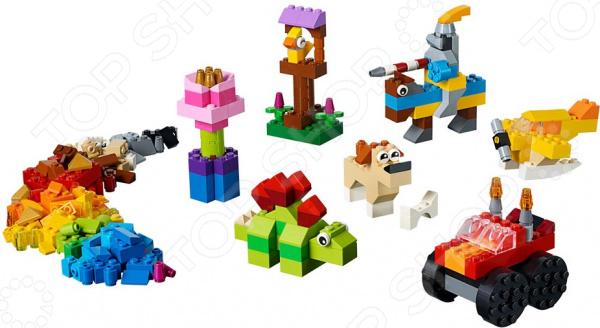 Конструктор игровой LEGO 11002 Classic «Базовый набор кубиков» цена