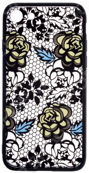Накладка защитная для iPhone skinBOX Apple iPhone 7 skinbox lux чехол apple iphone 7 8 black