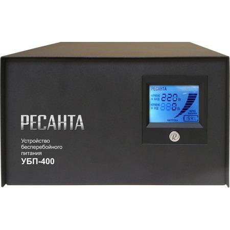 Купить Источник бесперебойного питания Ресанта УБП-400