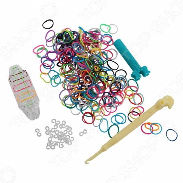 Набор для плетения Ruges «Петелька» наборы для плетения набор для плетения в органайзере весёлые пятнашки 292 rb