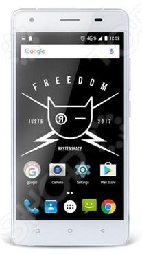 Смартфон Just5 Freedom M303 16Gb видеоигра для ps4 just dance 2018