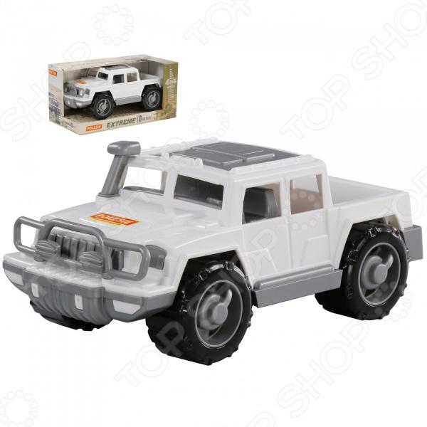 Машинка игрушечная POLESIE «Пикап. Защитник» polesie смурфетта