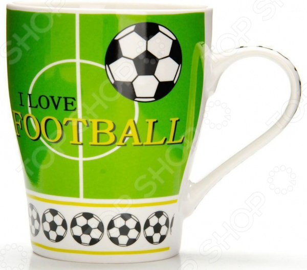 Кружка Loraine «Футбол» 26657-3