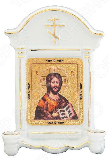Икона с молитвой Elan Gallery «Иисус Христос» икона янтарная иисус христос кян 1 314