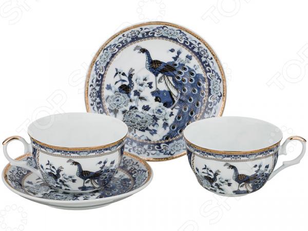 Чайная пара Lefard 69-1646 чайная пара lefard эгоист 275 859