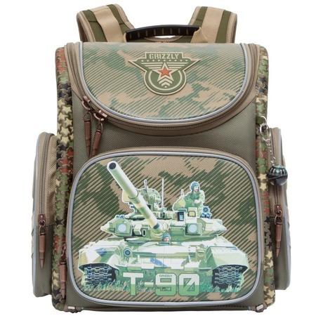 Купить Рюкзак школьный Grizzly RA-770-6/1