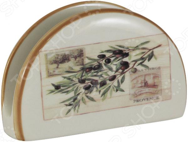 Салфетница LF Ceramic «Оливки»