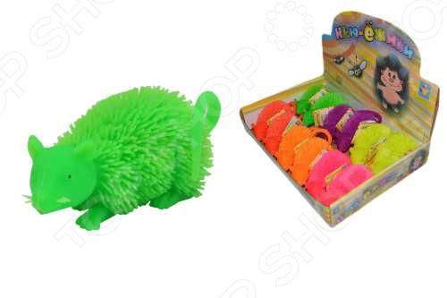 Игрушка-антистресс 1 Toy со светом «Крыса». В ассортименте