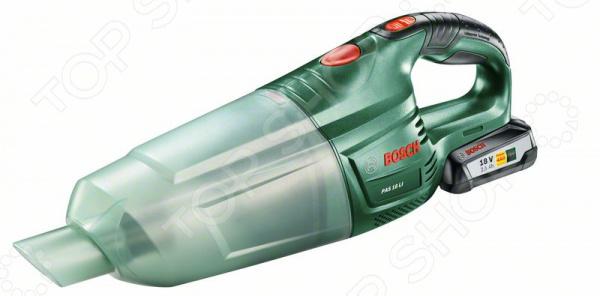Пылесос автомобильный Bosch PAS 18 LI Set