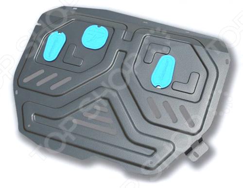 Комплект: защита картера и крепеж Novline-Autofamily Hyundai Genesis 4WD 2014: 3,0 бензин АКПП комплект зк и крепеж eco mitsubishi outlander 2012 2 0 бензин акпп fwd 4wd сталь 2 мм eco 35 30 020