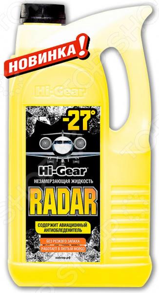 Стеклоочиститель зимний Hi Gear Radar-27