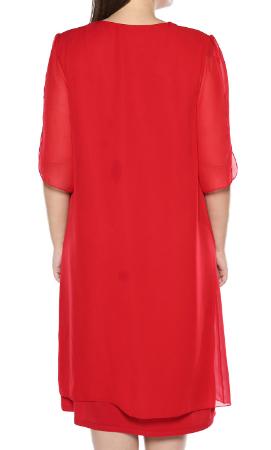 Платье Pretty Woman «История любви». Цвет: красный 2