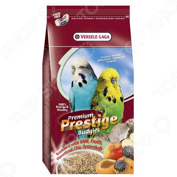 Корм для волнистых попугаев Versele-Laga Premium Prestige Budgies корма и питание