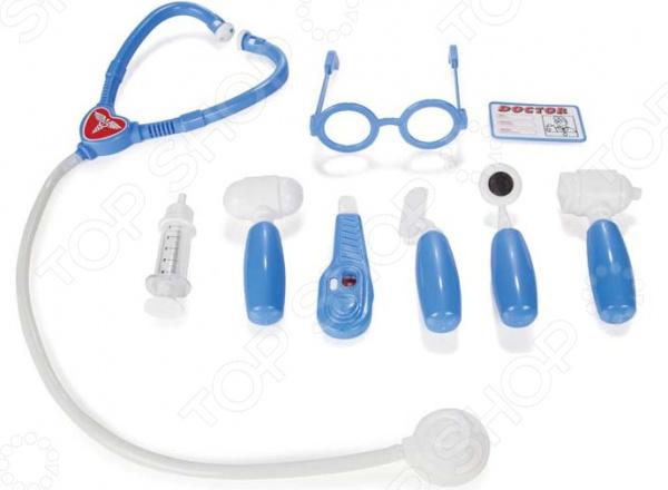 Набор доктора игрушечный PILSAN Doctor doctor plusheva чемоданчик доктора
