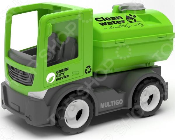 Машинка игровая EFKO City Tank Truck Clean Water
