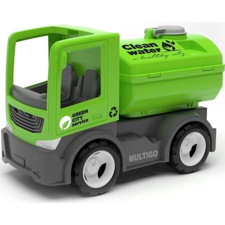 Купить Машинка игровая EFKO City Tank Truck Clean Water