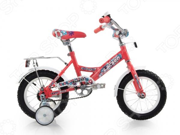 Велосипед детский Larsen Kids12, 2016 года велосипед горный larsen rapidowomen 2016 года
