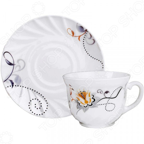Чайный набор Коралл «Шахерезада» чайный набор 217005