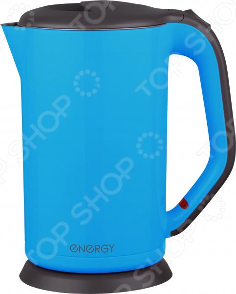 Чайник «Энерджи» Чайник прост и удобен в использовании. Лаконичный дизайн чайника...