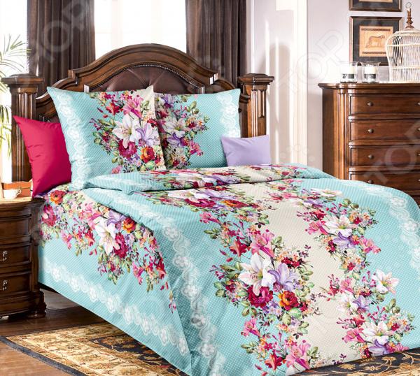 Комплект постельного белья Белиссимо «Кокетка» одежда для сна
