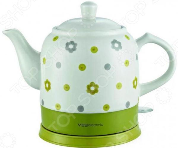 Чайник Ves 1022 GN чайник ves 1022