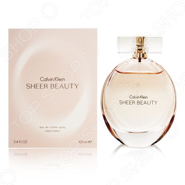 Туалетная вода для женщин Calvin Klein Sheer Beauty calvin klein beauty sheer