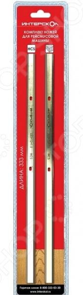 Набор ножей для рейсмусного станка Интерскол 2092933300150 комплектующие к инструментам imc tools