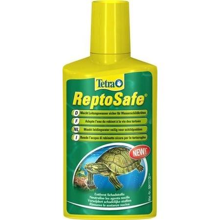 Кондиционер для подготовки воды для водных черепах Tetra ReptoSafe