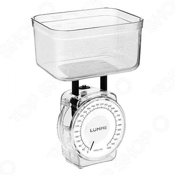 Весы кухонные LU-1301