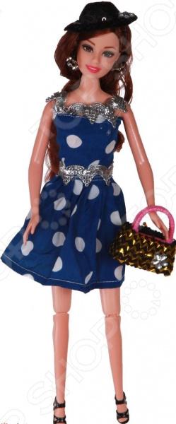 Кукла Наша Игрушка «Натали. Модный стиль в летнем наряде». В ассортименте