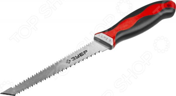 Мини-ножовка выкружная для гипсокартона Зубр 15178_z01