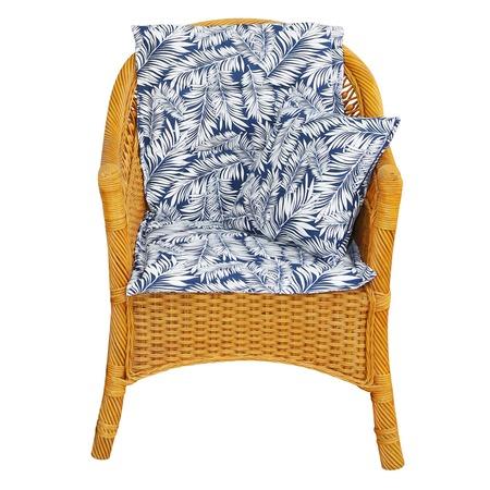 Купить Подушка на стул со спинкой Kauffort Palma