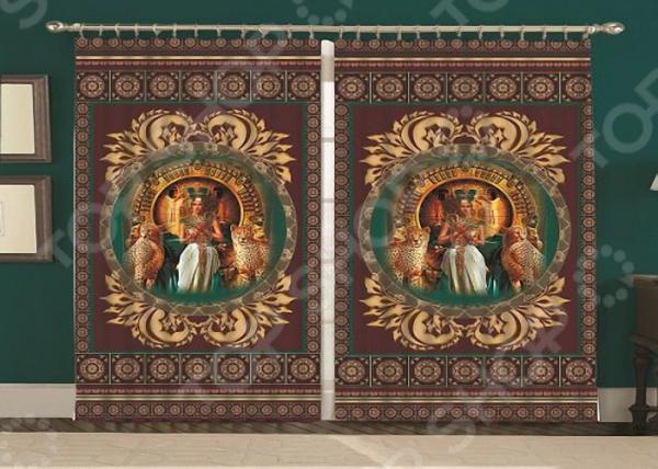 Фотошторы «Египет» текстиль для дома