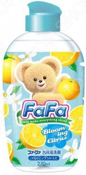 Средство для мытья посуды Nissan FaFa с ароматом цитрусовых