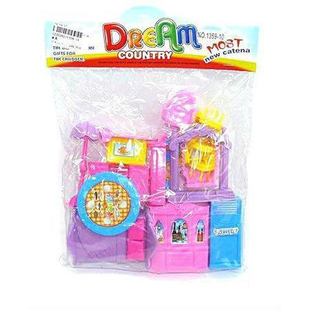 Купить Набор мебели игрушечный Shantou Gepai Dream country