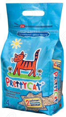Наполнитель для кошачьего туалета PrettyCat Aroma Fruit ароматизатор в подстаканник fkvjp aroma master